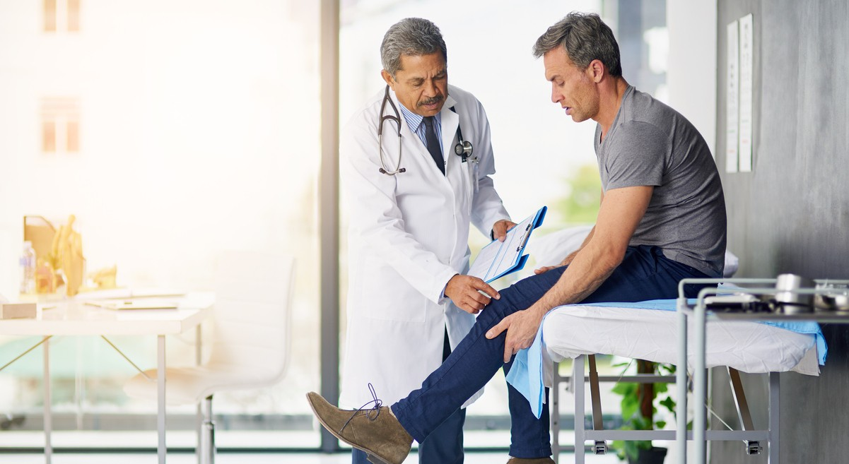 Best Knee replacement doctor in Bangalore