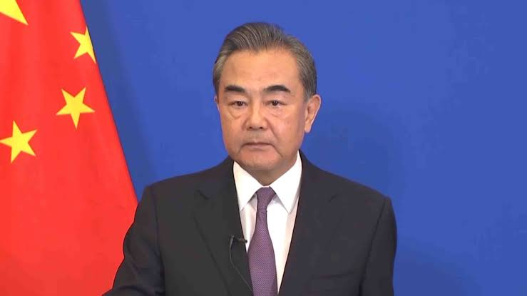 """""""Japan and America should not engage any supremacy agenda"""" Wang Yi"""