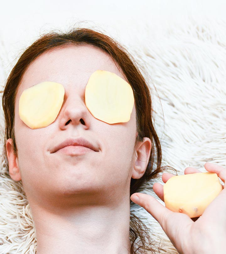 Potato for Skin: With this one vegetable, your face can be improved!