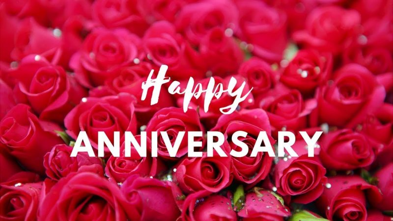 Learn the terms used for the completion of Anniversaries and show off !