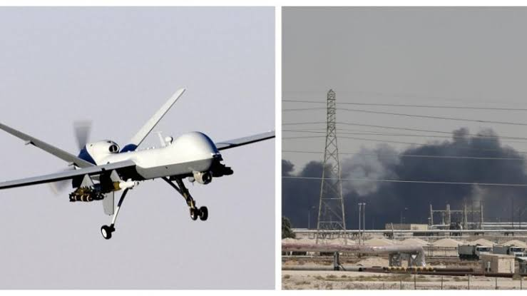 Houthis responsible for drone attack on Saudi airport.
